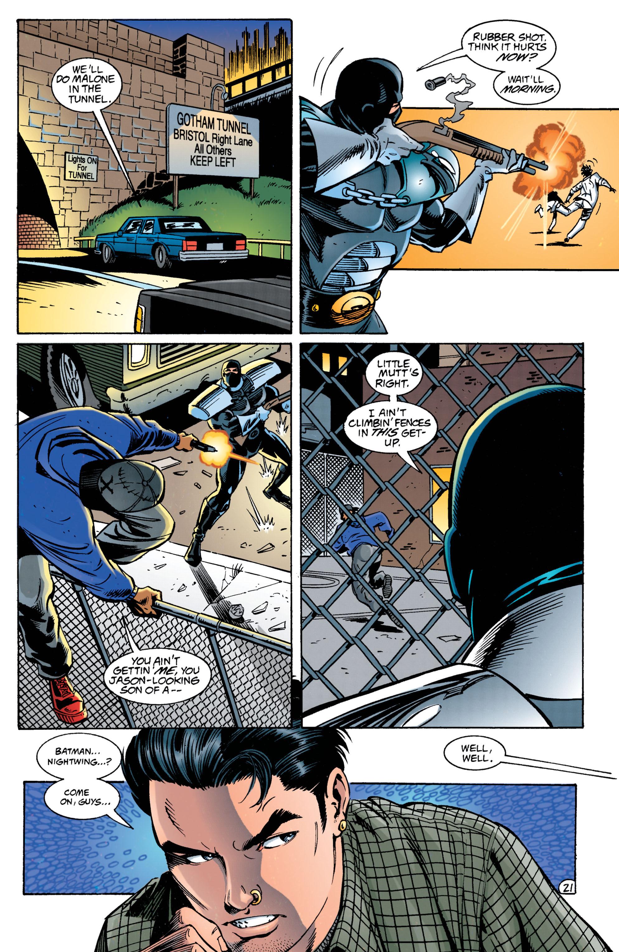 Detective Comics (1937) 698 Page 20