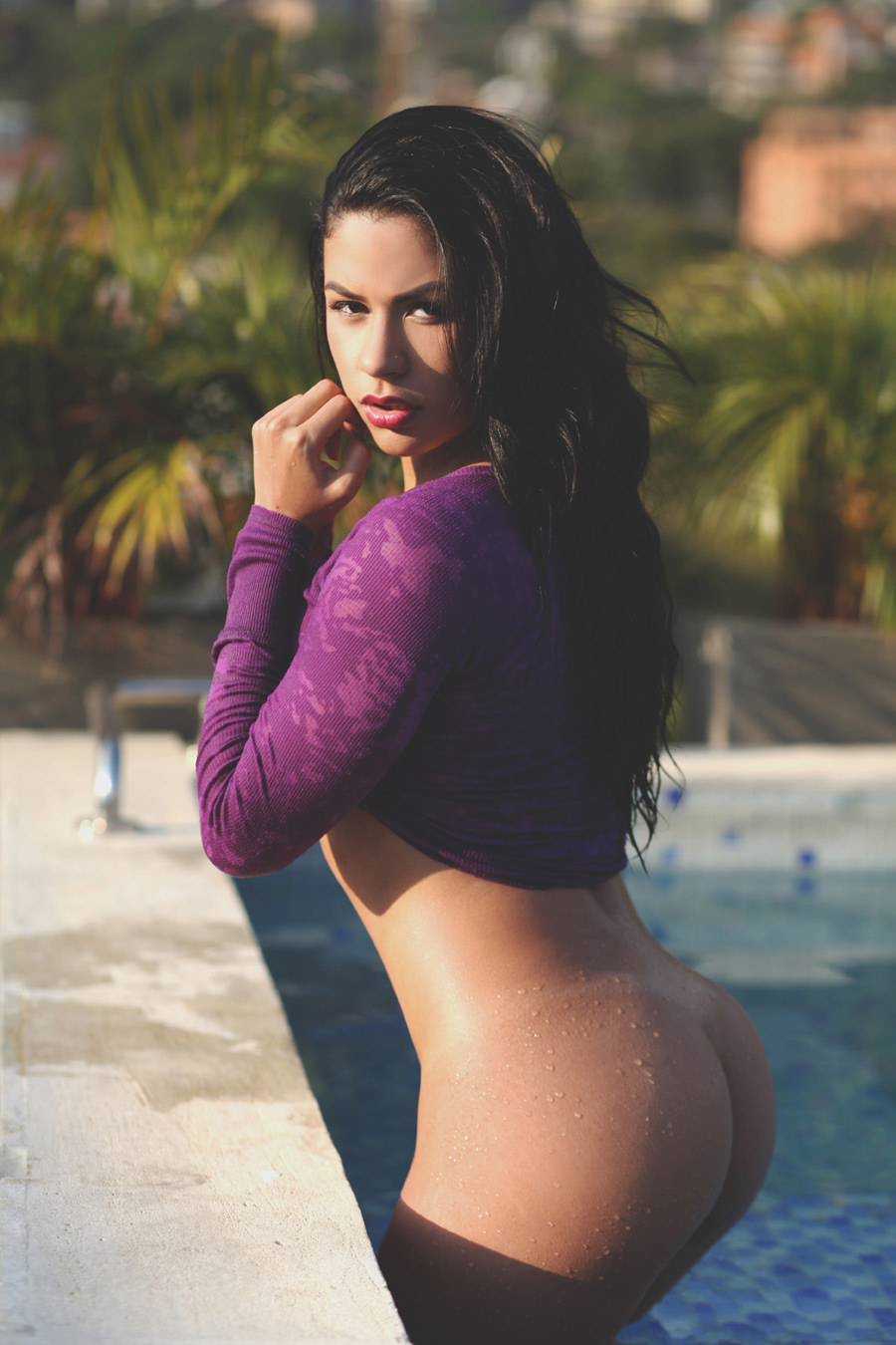 Nairobi Torres, alta belleza Venezolana   Mujeres Bellas ...