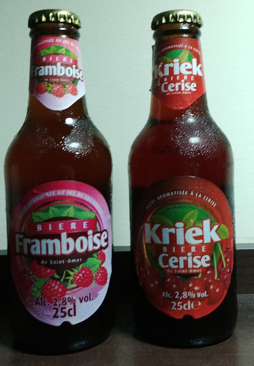 法國聖多美覆盆莓啤酒
