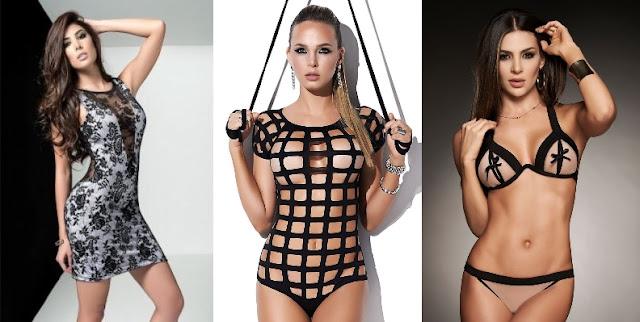 Mapalé lingerie at The Spot