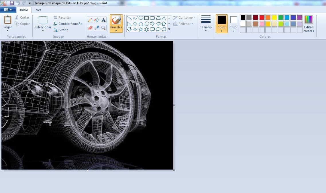 AYTUTO: Insertar Una Imagen En AUTOCAD (Objeto OLE