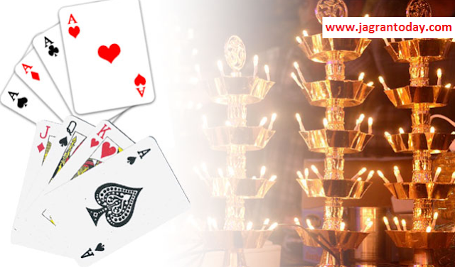 Why People Gambles on Deepawali Diwali