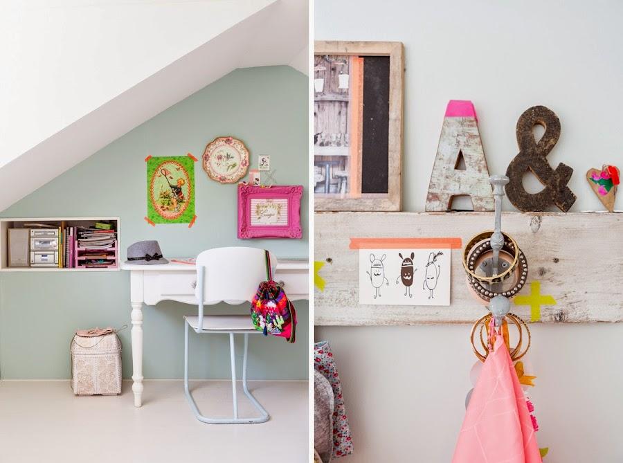 Detalles de color, una tendencia deco para esta primavera 2015