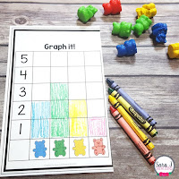 Counting Bears Graphing