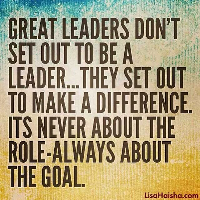 Leadership Quotes. QuotesGram
