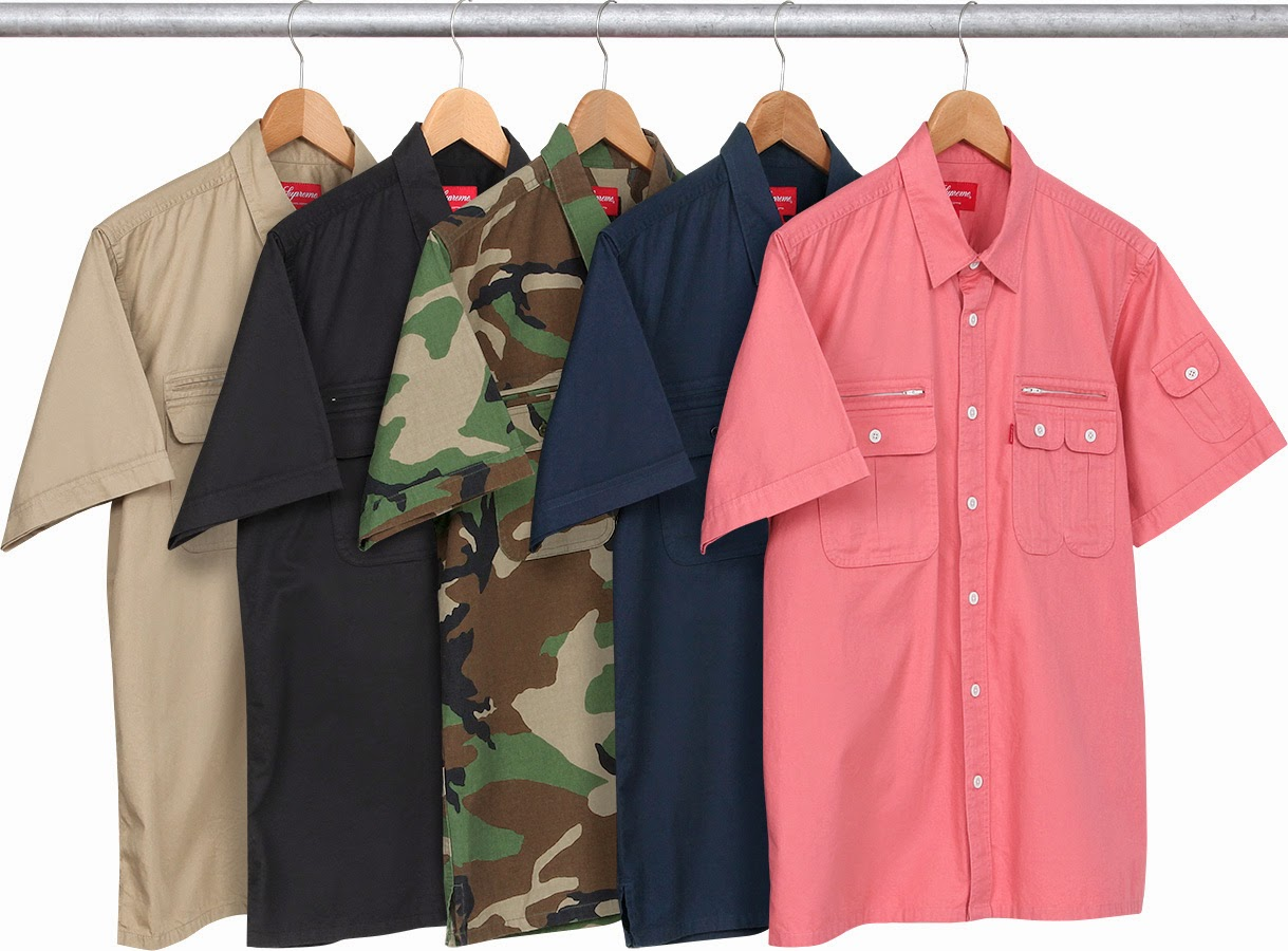 Supreme Spring Summer 2014 T Shirts - BCD Tofu House 16fdc45b9