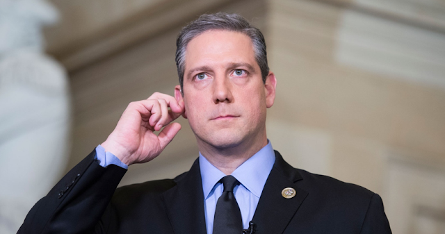2020 Dem Hopeful Tim Ryan Goes Off-Script, Admits He's Concerned; About Rise of Socialism in Democratic Party