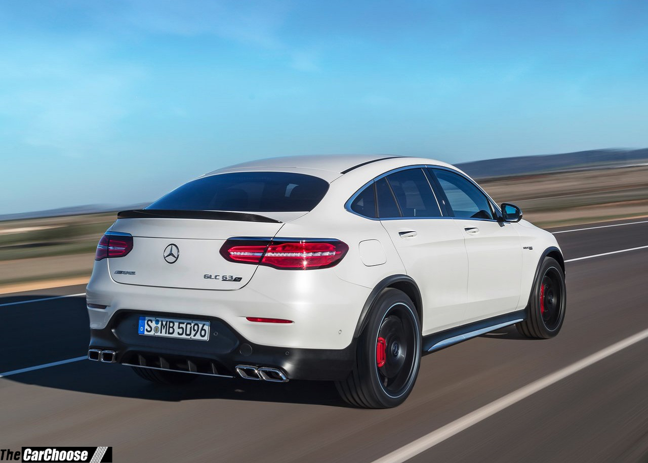 2018 2019 mercedes benz glc63 s amg coupe details car details. Black Bedroom Furniture Sets. Home Design Ideas