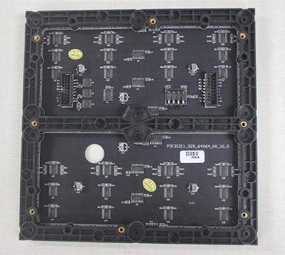 Địa chỉ thi công màn hình led p2 module led chính hãng tại Sóc Trăng