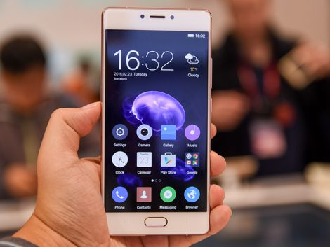 Gionee S8 Stock Rom/Firmware