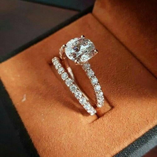 Arabic Style Engagement Rings