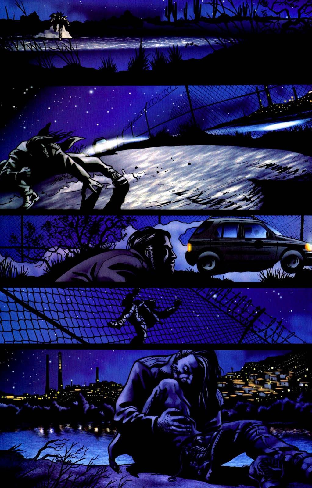 Read online Wolverine (2003) comic -  Issue #8 - 21