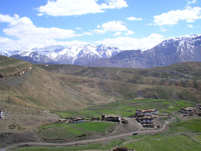 Komik Village, Spiti Valley