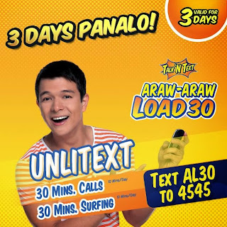 3days unlimited texts promo