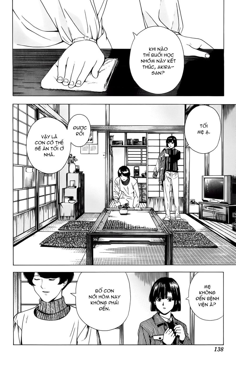 Hikaru No Go hikaru no go chap 111 trang 3