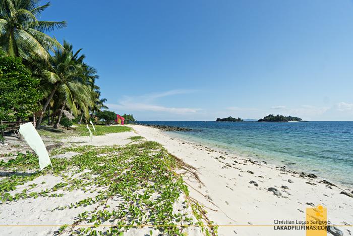 Once Islas Bauang Bauang Island