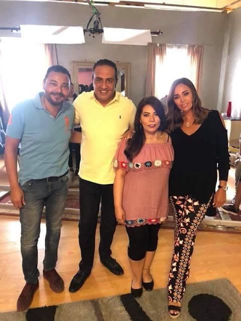 """خالد سرحان يكشف عن موعد عرض مسلسل """"يوميات زوجة مفروسة 4"""""""