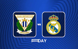 Leganes vs Real Madrid – Highlights
