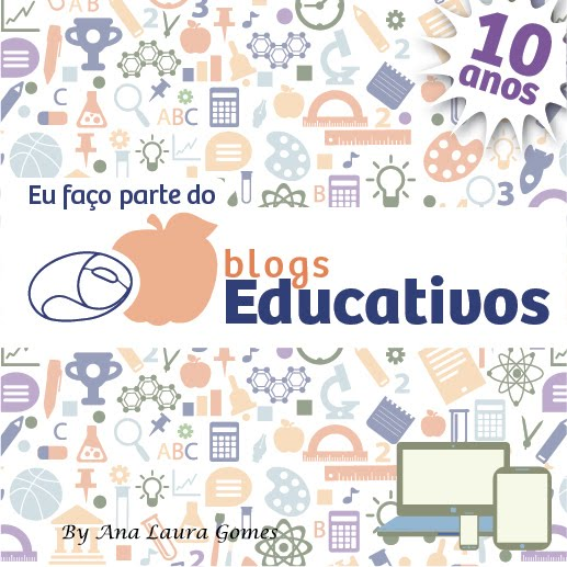 Selo do grupo Blogs Educativos