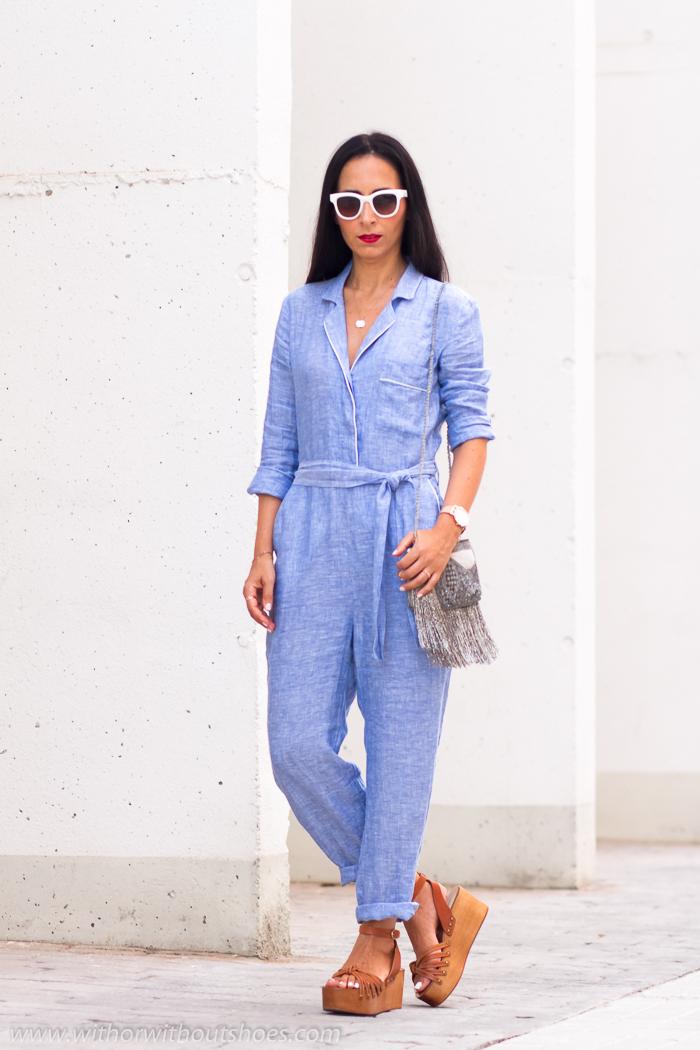 Blog de moda de Valencia con outfits de mujer y zapatos de diseñador