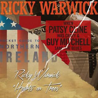 Videos και audios από την επανακυκλοφορία των δίσκων του Ricky Warwick