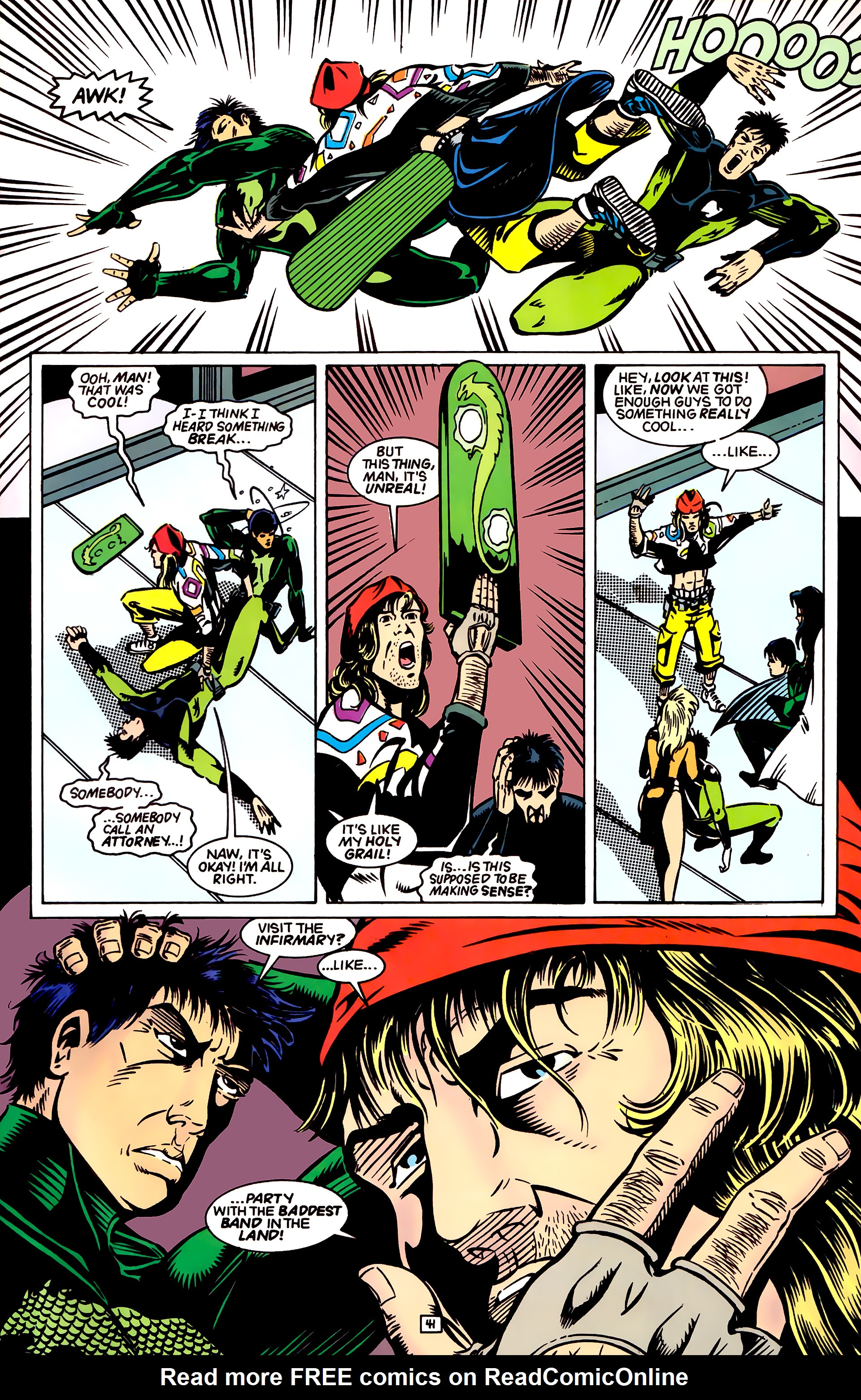 Legion of Super-Heroes (1989) _Annual_4 Page 41