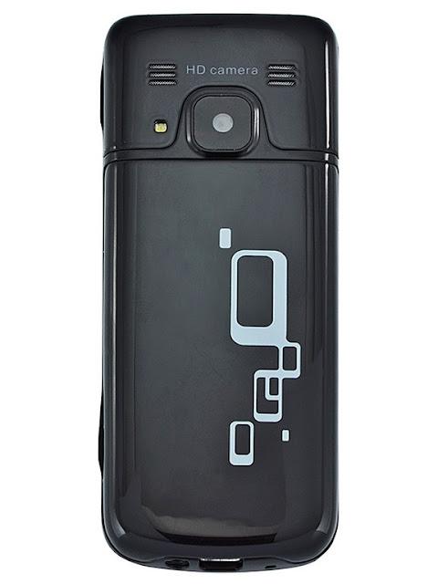 Điện thoại kiểu dáng Nokia 6700 1