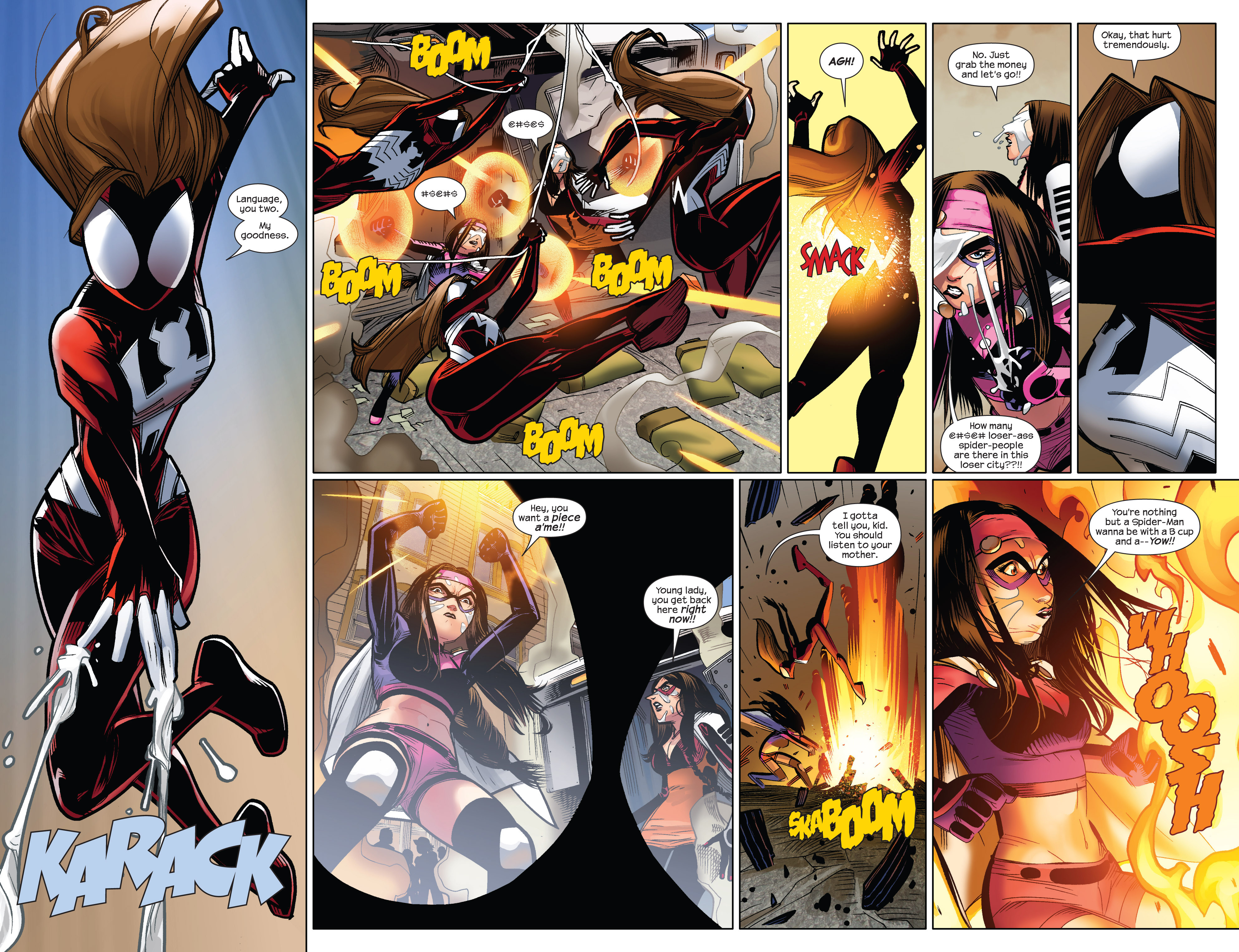 Read online Ultimate Spider-Man (2009) comic -  Issue #9 - 5
