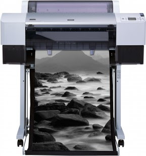 Accurate color every fourth dimension amongst Epson UltraChrome K Epson Stylus Pro 7800 Driver Downloads