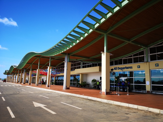 2a8da181def Cebu Pacific Flight 5J 619, from Manila, will the first flight to land at  the new Bohol Panglao International Airport when it opens for commercial ...