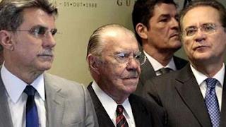 Janot pede prisão de Renan Calheiros, Romero Jucá e José Sarney