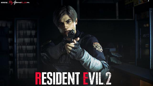 Resident evil 2 ppsspp gameplay