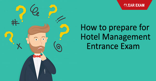 how to prepare for hotel management