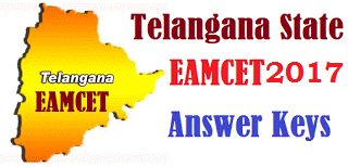 Telangana Eamcet Key 2017 Medical Answer Paper Download Set Wise