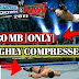 Download WWE SmackDown vs Raw For PPSSPP Highly Compressed Only 20MB