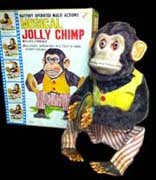 Jolly Chimp