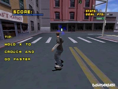 tony hawk ps1