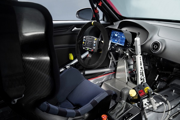 Interior Audi RS3 LMS