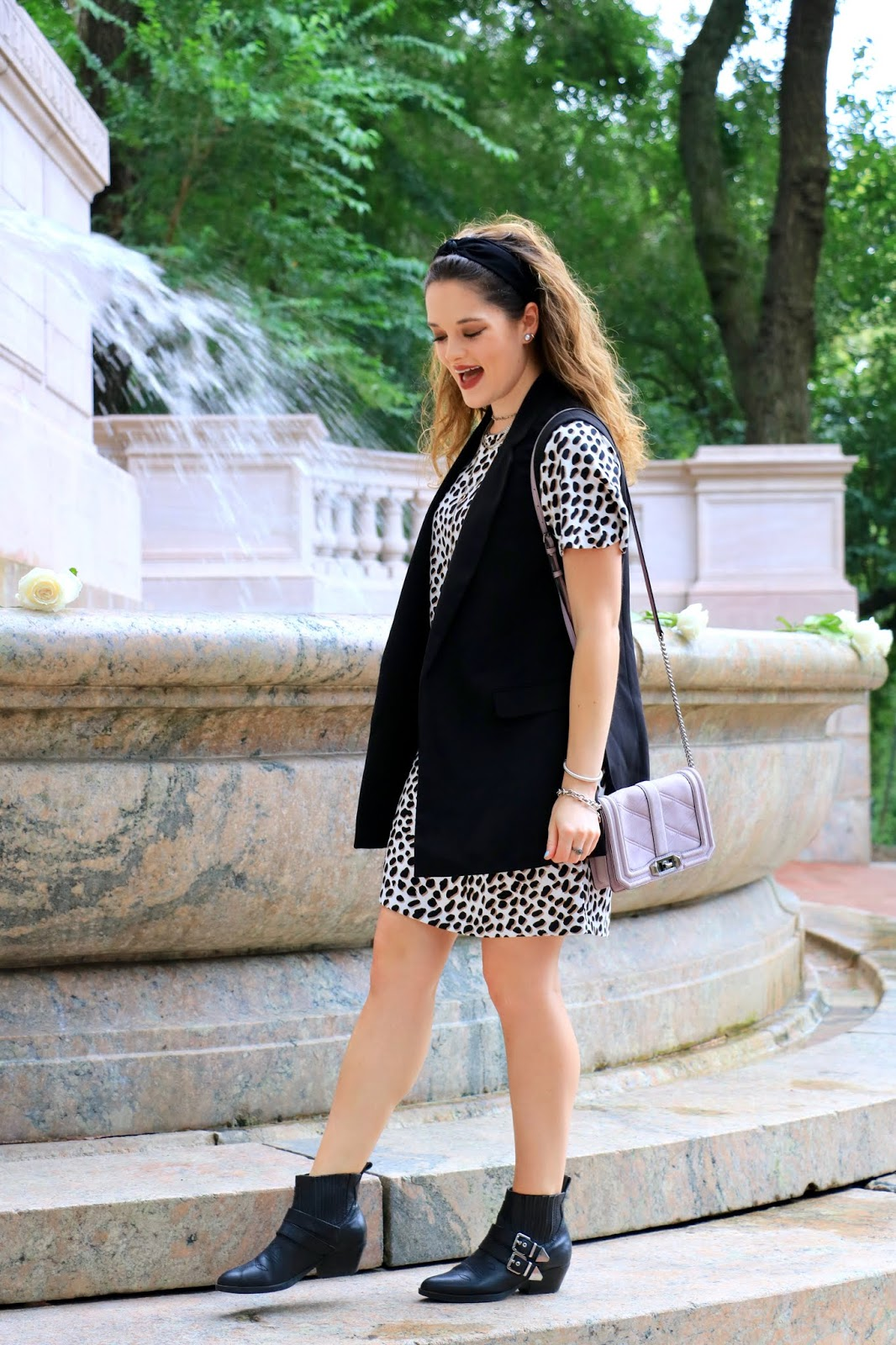 Nyc fashion blogger Kathleen Harper's 2018 fall fashion