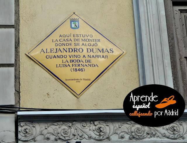 aquí se alojó Alejandro Dumas
