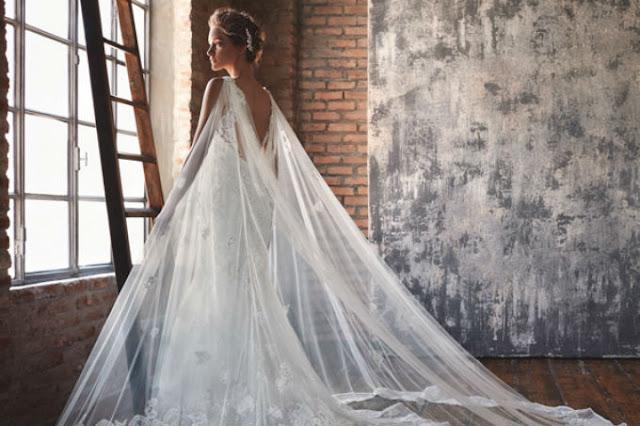 Tendencias de vestido de noiva