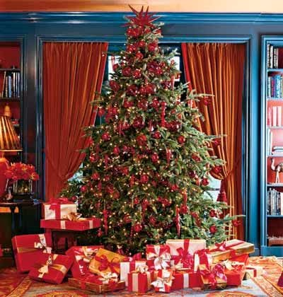 Have Some Decorum: Super pretty Christmas trees and super ...