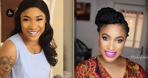 """I Laugh When I See People Talking About Friend Zoning Men""- Actress Tonto Dikeh"