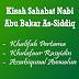 Abu Bakar As Shidiq Khalifah Pertama