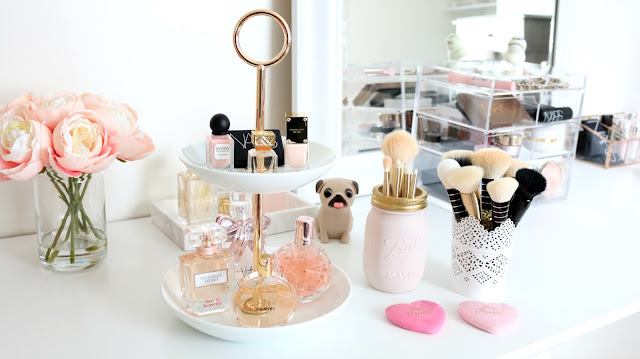 Makeup Storage & Organization Ideas - Leave a little ...