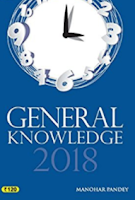 General Knowledge 2018 book cover preview