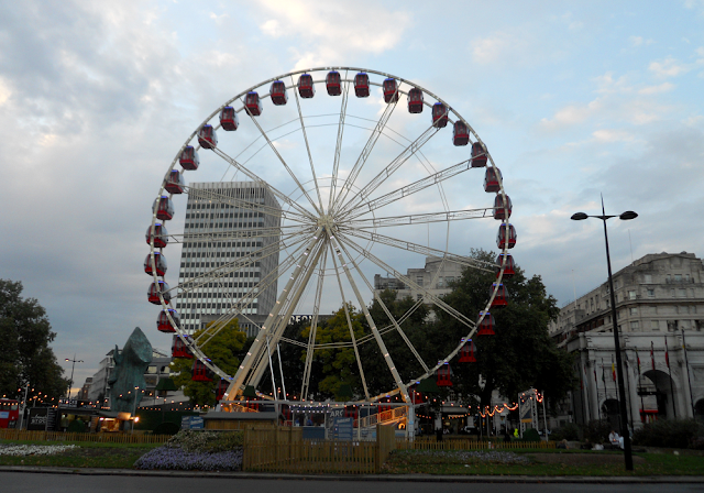 Marble arch, Marble arch observation wheel