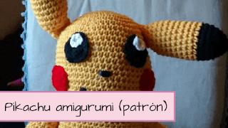 http://aramelaartesanias.blogspot.com.ar/2017/10/pikachu-amigurumi-con-patron.html