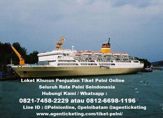 Pelni Online 62821 7458 2229 Tsel Tiket Pelni Online Makassar