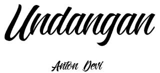Download 40+ Font Latin Keren Untuk Desain Undangan Pernikahan, Kadisoka Script